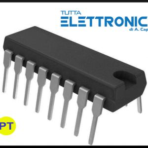 UPC580C IC/CI  Circuito integrato – Integrated circuit