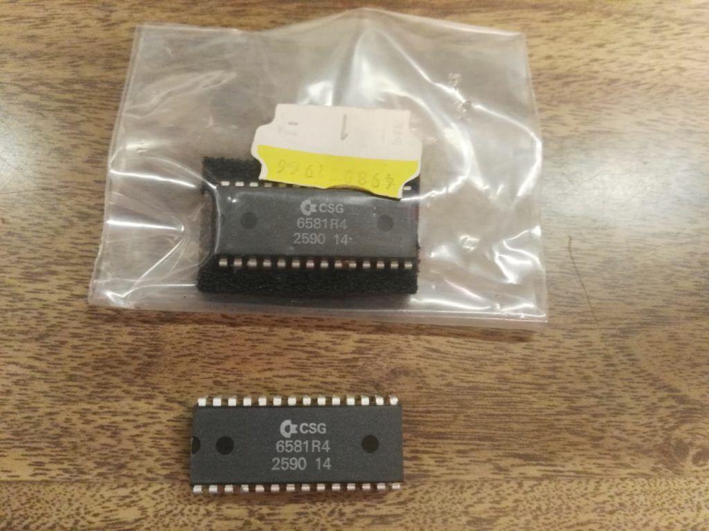 SID CHIP C64