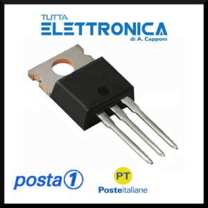 BD294 Transistor Silicon Si-PNP 60V 6A 60W TO-28B case