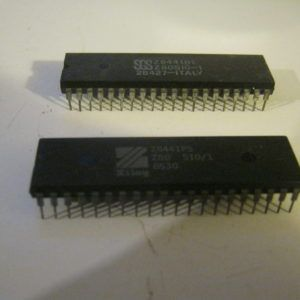 Z80 SIO IC/CI DIP-40 Serial IN/OUT Controller- Integrated circuit