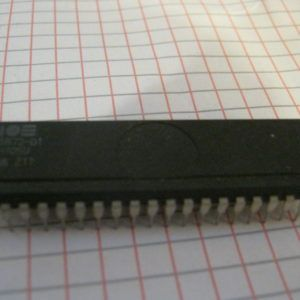 325572-01 per Commodore IC/CI DIP-40  Circuito integrato – Integrated circuit