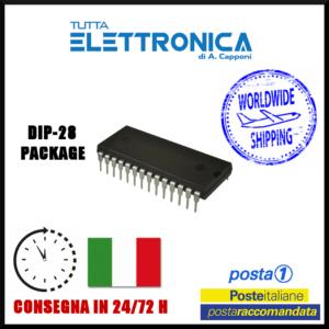 Z80A CTC IC/CI DIP-28 Microprocessore – Integrated circuit