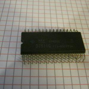 UPD7811G per Commodore IC/CI DIP-64  Circuito integrato – Integrated circuit