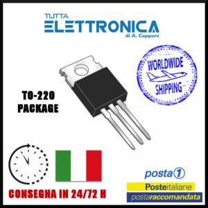 2N6348 TRIAC  8A 600V TO-220 case