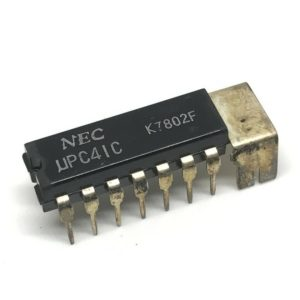 UPC41C IC/CI  Dip-14 Circuito integrato – Integrated circuit