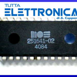 251641-02 per Commodore IC/CI DIP-28  Circuito integrato – Integrated circuit