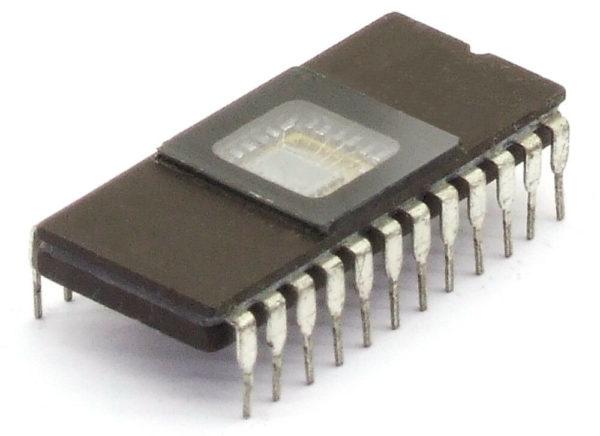 2732 EPROM IC/CI DIP-24  Circuito integrato – Integrated circuit