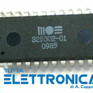 325302-01 per Commodore IC/CI DIP-24  Circuito integrato – Integrated circuit