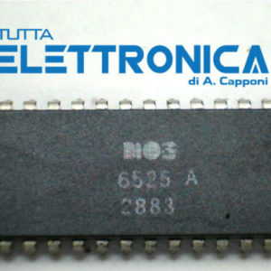 6525 per Commodore IC/CI DIP-40  Circuito integrato – Integrated circuit