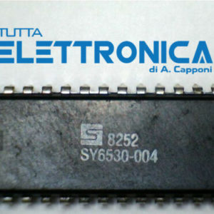 6530 SY6530 per Commodore IC/CI DIP-40  Circuito integrato – Integrated circuit