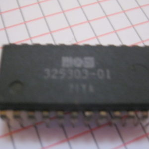 325303-01 per Commodore IC/CI DIP-24  Circuito integrato – Integrated circuit