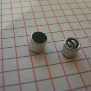 Capsula Microfonica Micro ( 6mm )
