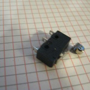 Microswitch  Mini con Rotella
