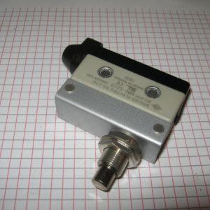 Microswitch  10A Impermeabile da Pannello