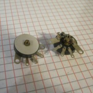 Potenziometro 10K Transistor con Interruttore