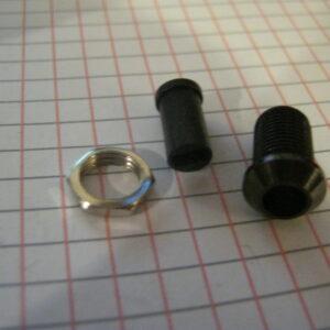 Portaled 5mm Metallo Conico Brunito