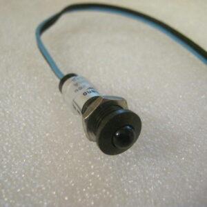 Led Blu 5mm con Filo 12V