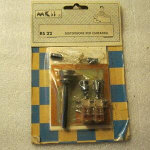 M KIT RS22 Distorsore per Chitarra ( Vintage )