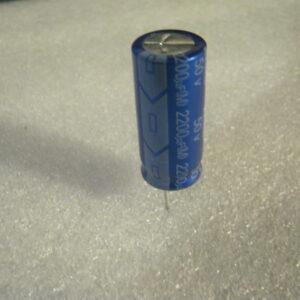 Condensatore Elettrolitico 2200uF 50V Radiale
