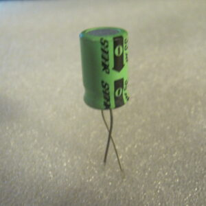 Condensatore Elettrolitico 33uF 63V Radiale