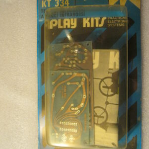 PLAY KITS KT334 Telecomando a Raggi Infrarossi ( TX+RX ) ( Vintage )
