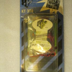 PLAY KITS KT389 Voice Scrambler per Ricetrasmittenti ( Vintage )