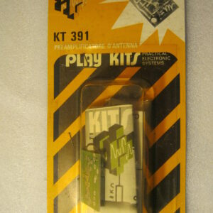 PLAY KITS KT391 Preamplificatore d'Antenna ( Vintage )