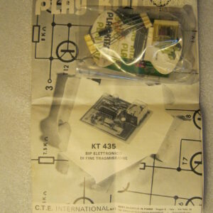 PLAY KITS KT435 Bip Elettronico di Fine Trasmissione ( Vintage )