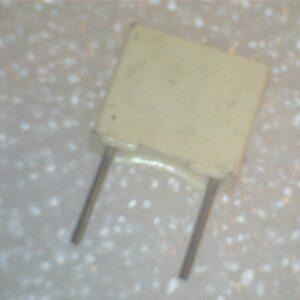 Condensatore Poliestere 4,7nF 100V Radiale