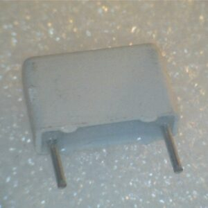 Condensatore Poliestere 1,2nF 630V Radiale