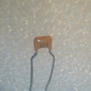 Condensatore Multistrato 47KpF