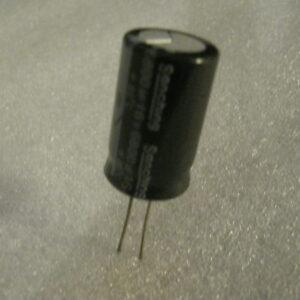 Condensatore Elettrolitico 6800uF 16V Radiale