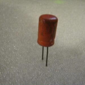 Condensatore Elettrolitico 150uF 16V Radiale