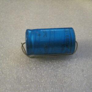 Condensatore Elettrolitico 680uF 25V Assiale
