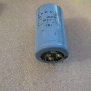 Condensatore Elettrolitico 470uF 385V Radiale