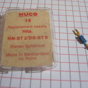 Puntina Giradischi HUCO 14 per Hitachi HN-ST 2/DS-ST 9