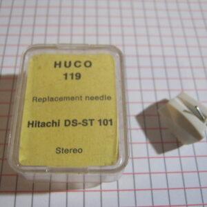 Puntina Giradischi HUCO 119 per Hitachi DS-ST 101
