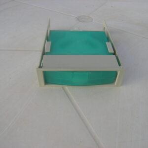 Cassetto Mobile 5-1/4″ per Case PC da 12 CD/DVD