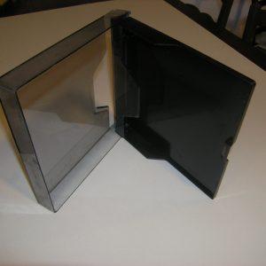 Contenitore Plastico per 10 Floppy Disk 8″