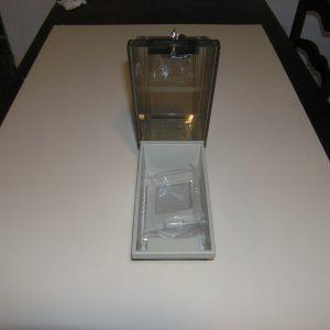 Contenitore per 40 Floppy Disk 3-1/2″ con Serratura