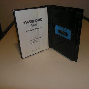 Word Processor Tasword 464 per Amstrad CPC464