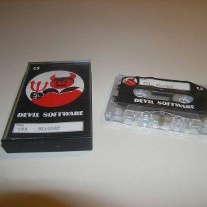 Blagger – Gioco per Commodore 64
