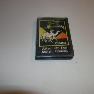 Attac of Mutant Camels – Gioco per Commodore 64