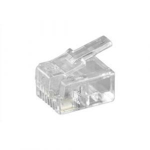 Plug Telefonico RJ11 TP64