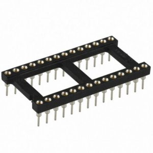 Zoccolo 36 pin Tornito per Circuiti Integrati passo 2,54