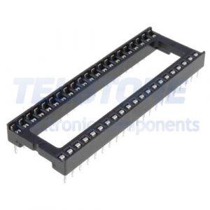Zoccolo 42 pin per Circuiti Integrati passo 2,54