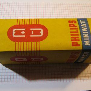 Valvola  EBC3  Double Diode-Triode ( Philips )