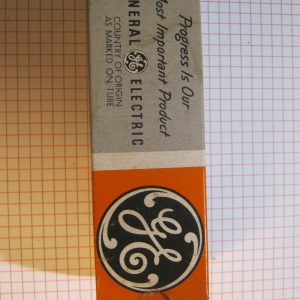 Valvola 6HF5 Beam Power Pentode Tube ( General Electric ) NOS