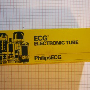 Valvola 6JB6 Beam Power Pentode Tube ( Philips ECG)