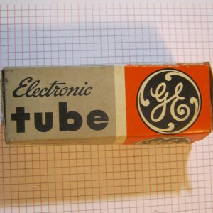 Valvola 6GE5 Beam Power Pentode Tube ( General Electric )